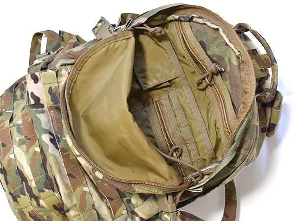 米軍実物 T3 GEAR 3DAY Hydration Backpack ハイドレーション バックパック マルチカム EOD ODA e4180b533fd06
